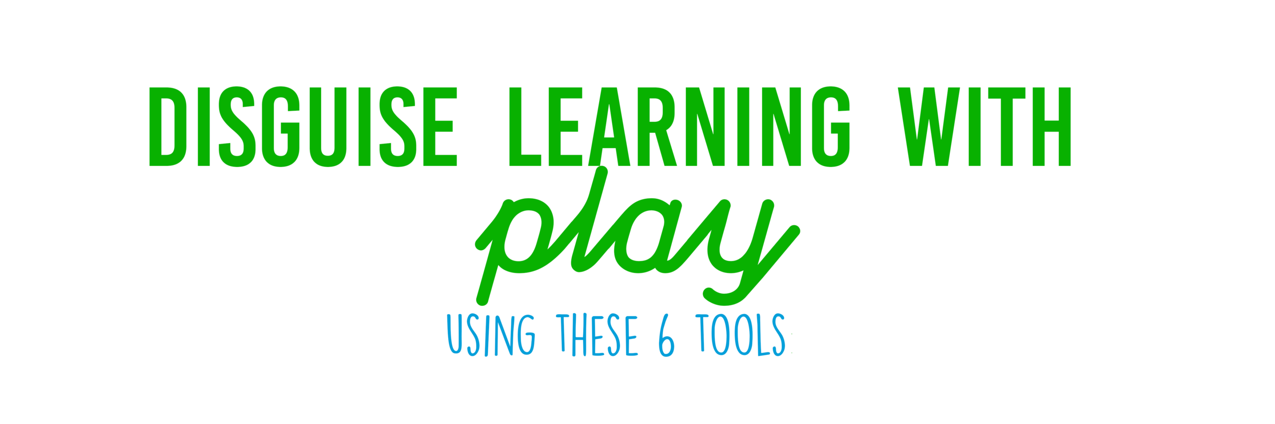 Disguise Learning with Play Header