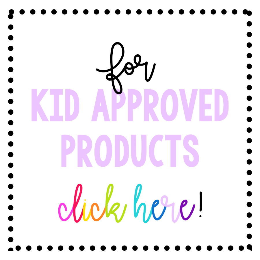 kid products button