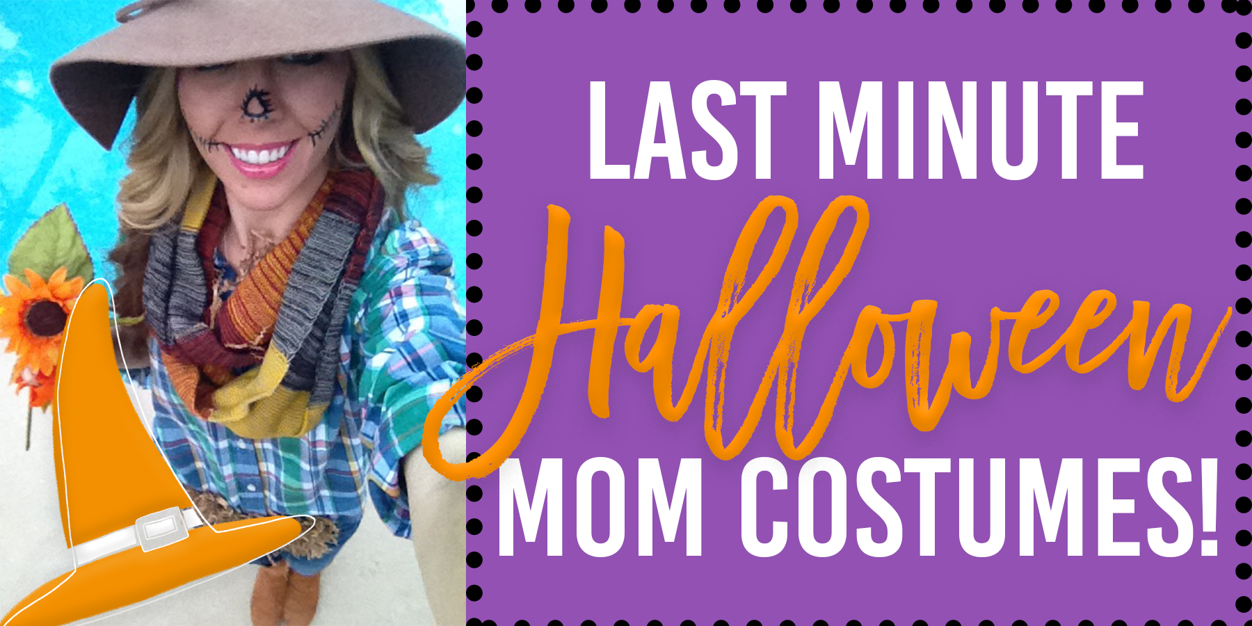 Last Minute Mom Costumes