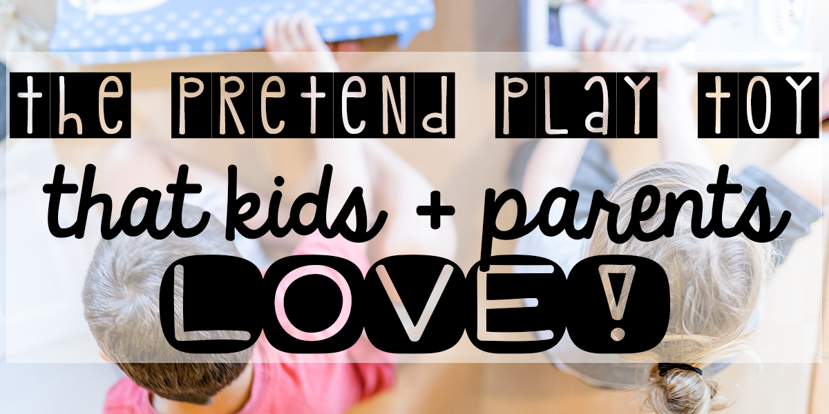 Pop-Oh-Ver | BEST Kids Toy for Pretend Play! + a GIVEAWAY!