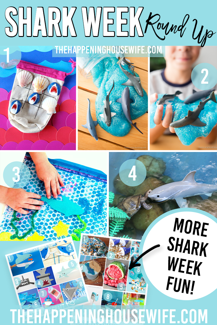 Shark Week Play Round Up
