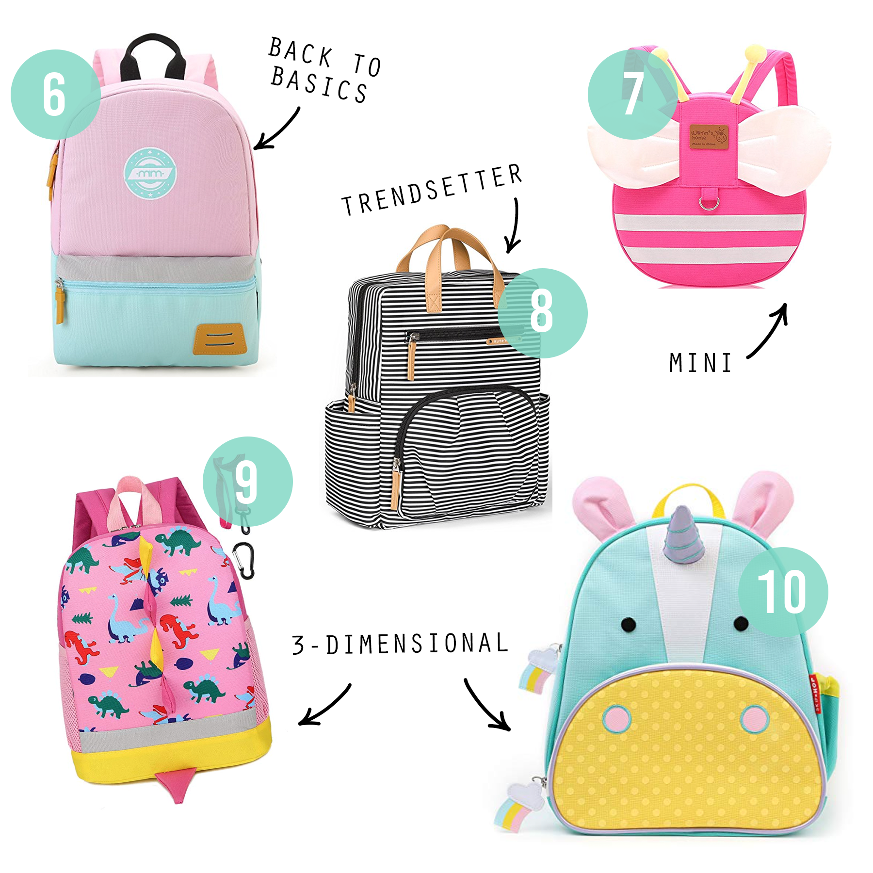 girls backpacks 2