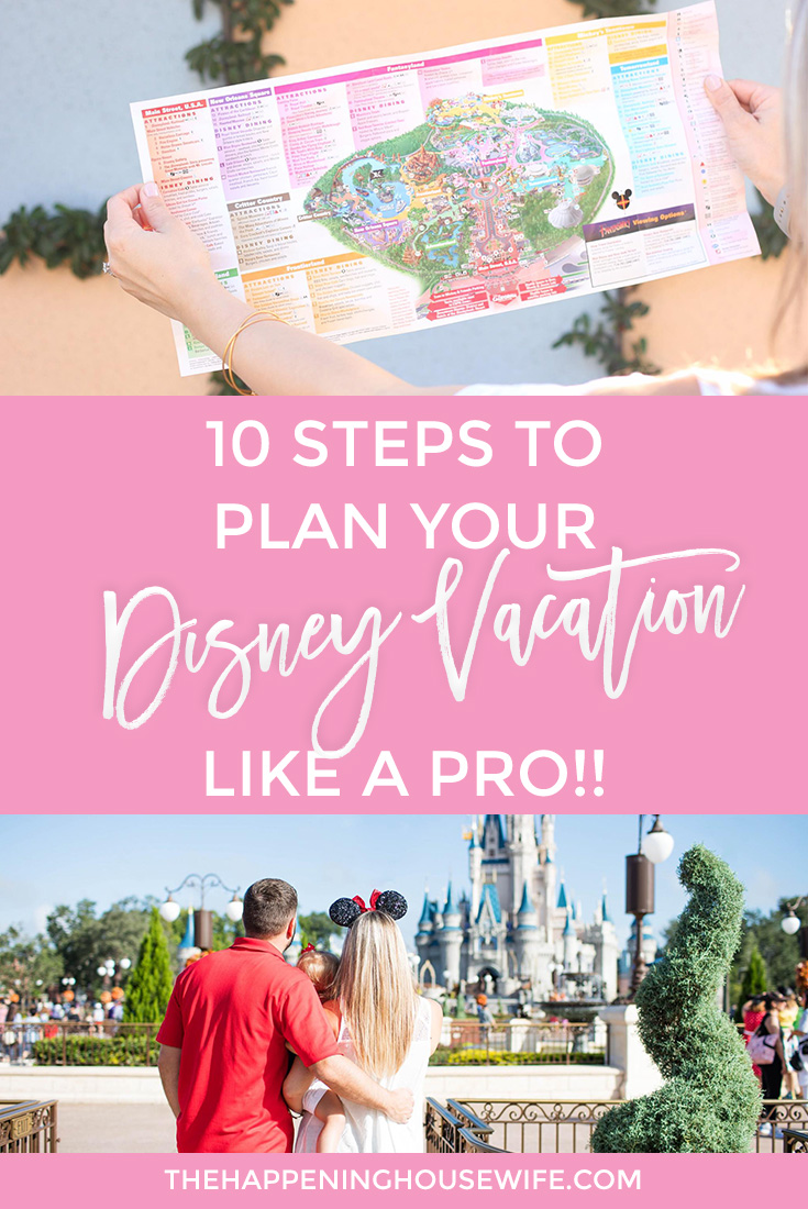 Plan your Disney trip like a pro! All the tips and tricks you need to have the best Disney vacation ever! #disneytips #disneyvacation #disneyworld #disneytripadvice pin.jpg