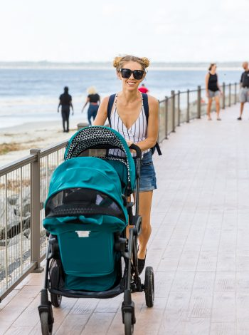 Contours Baby Options Elite Tandem Stroller REVIEW!! + VIDEO!
