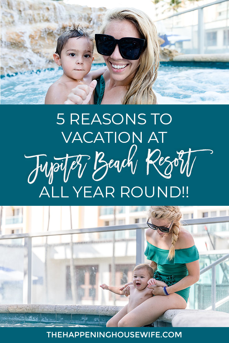5 Reasons to Vacation at Jupiter Beach Resort in South Florida! FAMILY BUCKET LIST! South Florida Resorts