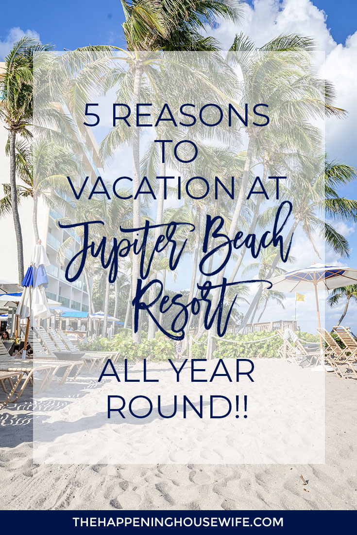 Jupiter Beach Resort BEST SOUTH FLORIDA Vacation Spot!! Family Travel in Florida