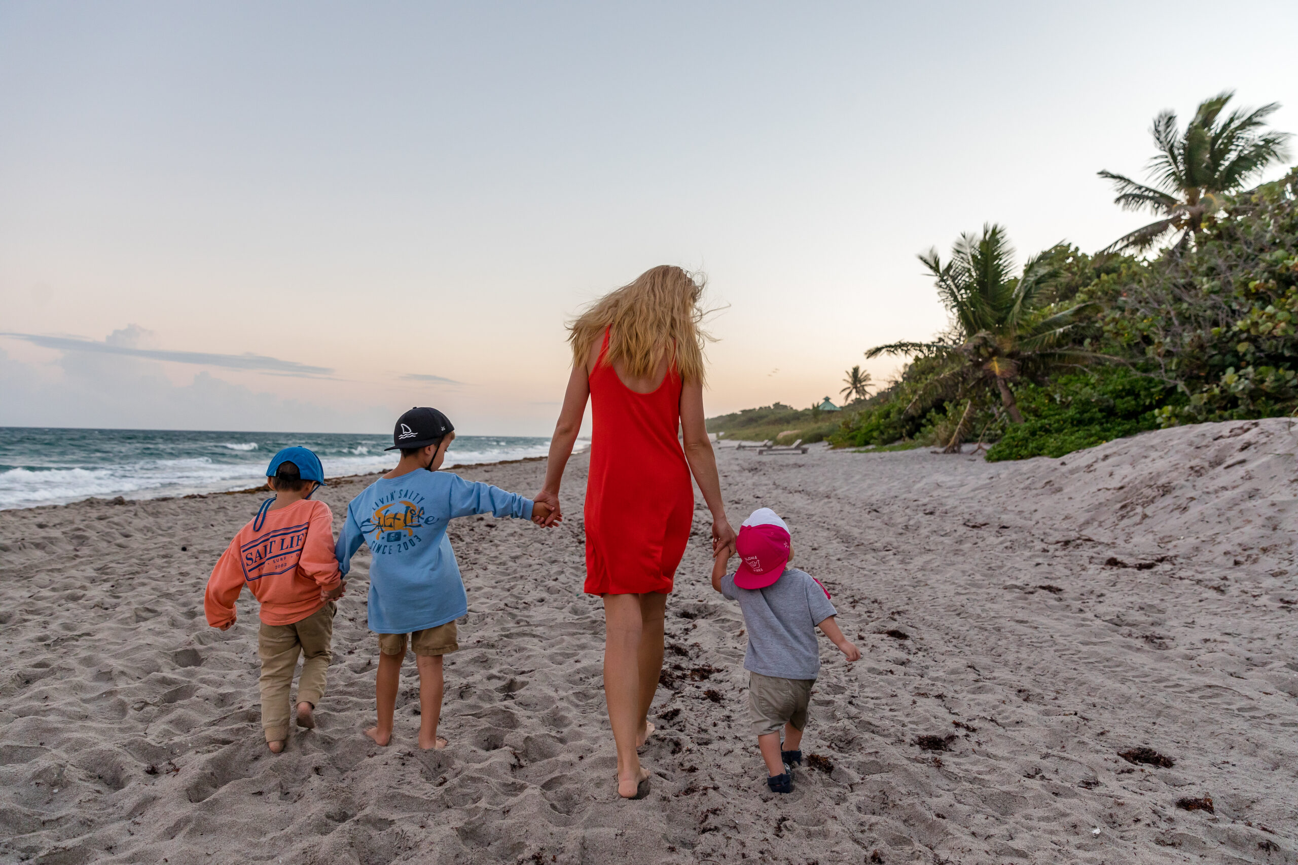 Wentworth Family Takeover: Delray Sands Resort Family Vacation!!