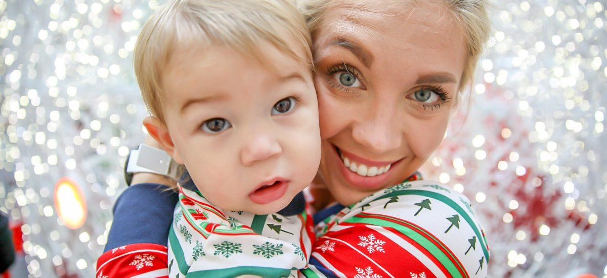 25 Days of Gifts | 1. Matching Pajamas + Everything to Know About Breakfast With Santa at The Florida Mall!!