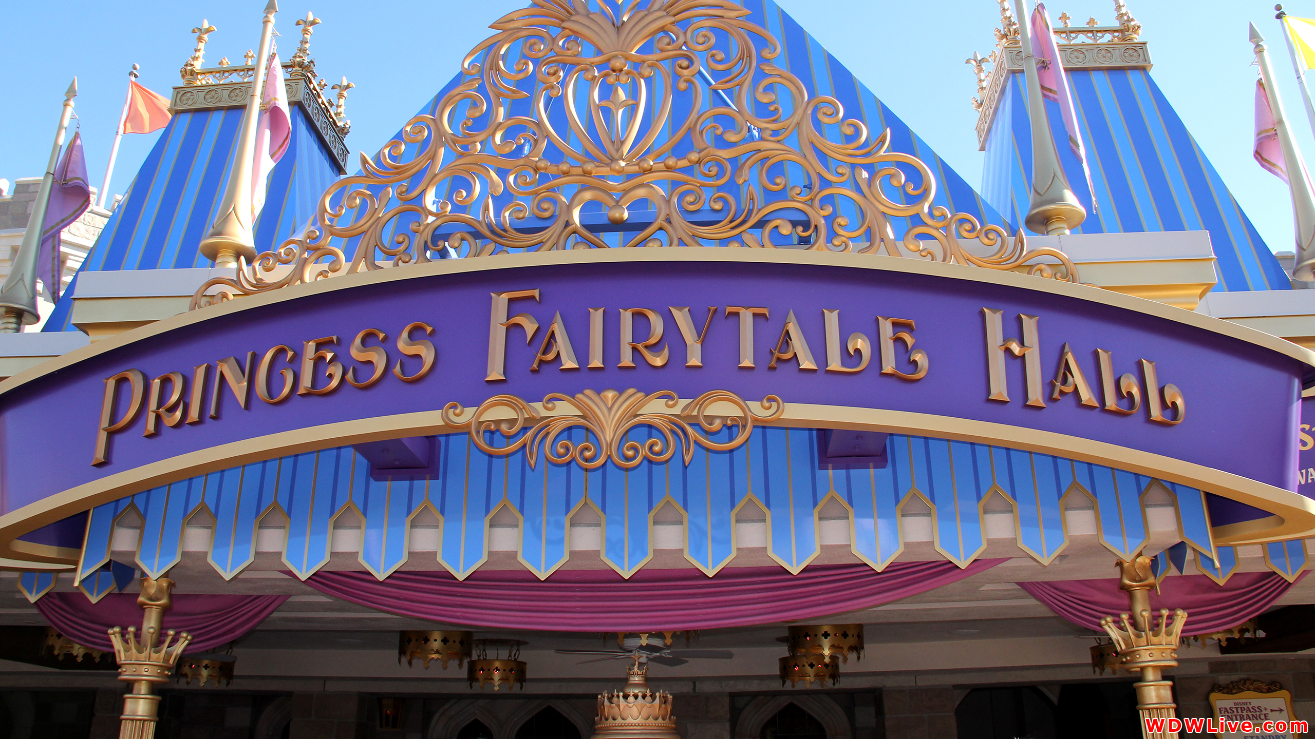 The BEST List of EVERY Single Place to see Princesses at Disney World!!