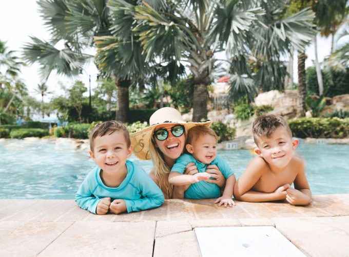 WENTWORTH FAMILY TAKEOVER: Reunion Resort Summer Family Vacation | Orlando!