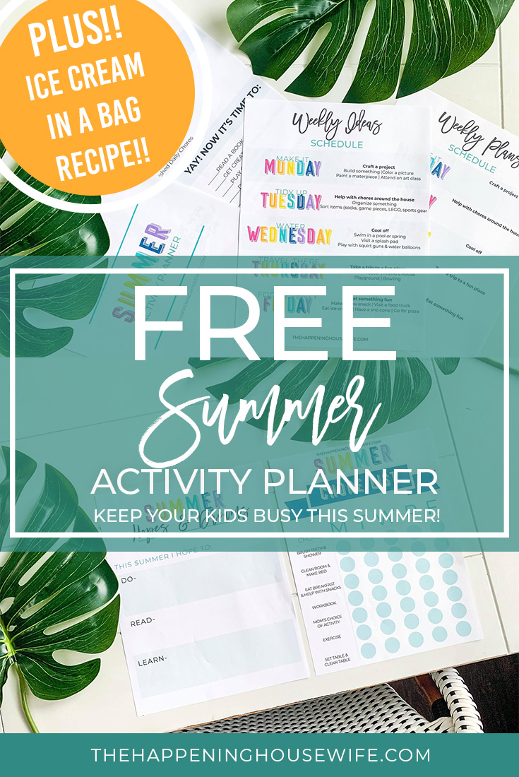 CLICK HERE to get your FREE Summer Activity Planner DOWNLOAD