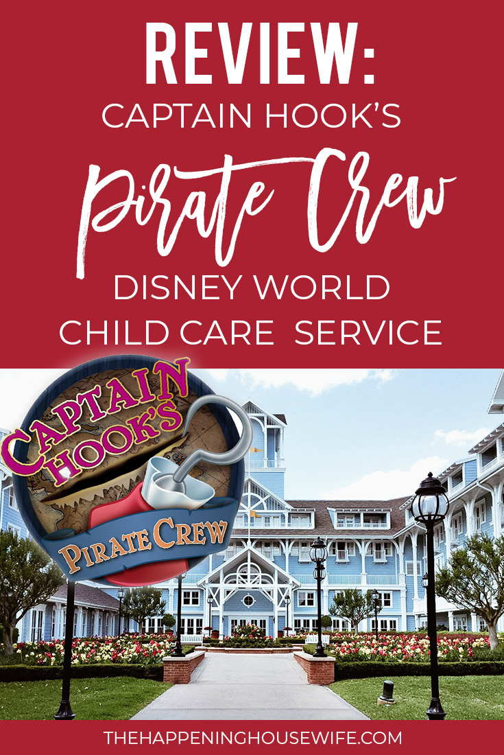 Captain Hooks Pirate Crew Child Care at Disney World!! Extras for kids at Disney World! Things you MUST do that most people dont at Disney!!