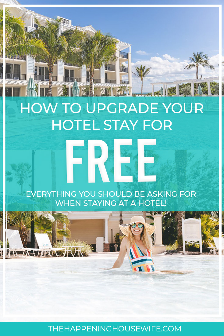 What to ask for for FREE at hotels! How to save money when traveling!! How to get upgrades FREE while traveling!.jpg