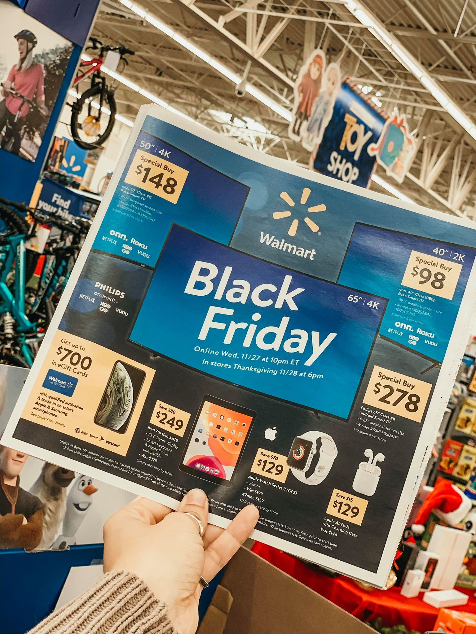 WalMart Black Friday Sales 3