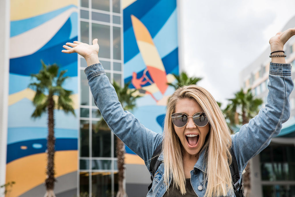 Universal's Endless Summer Resort-Surfside Inn and Suites: The PERFECT Place for Big Families!