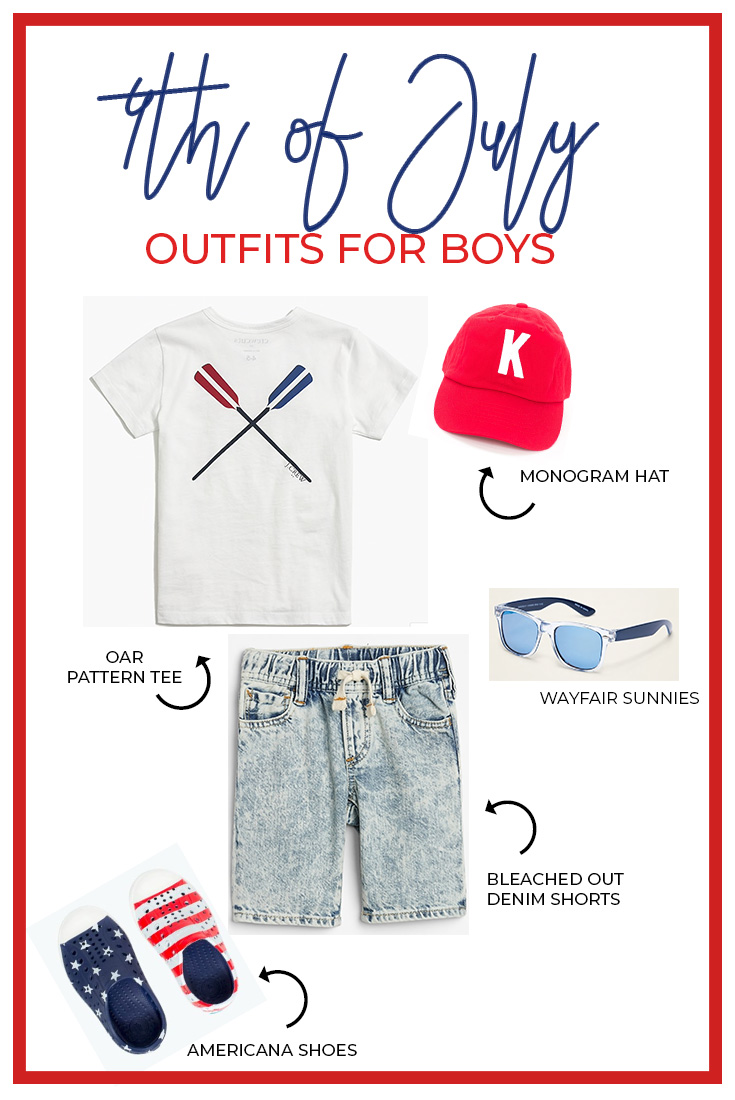 4Th of July Boys Outfits 1