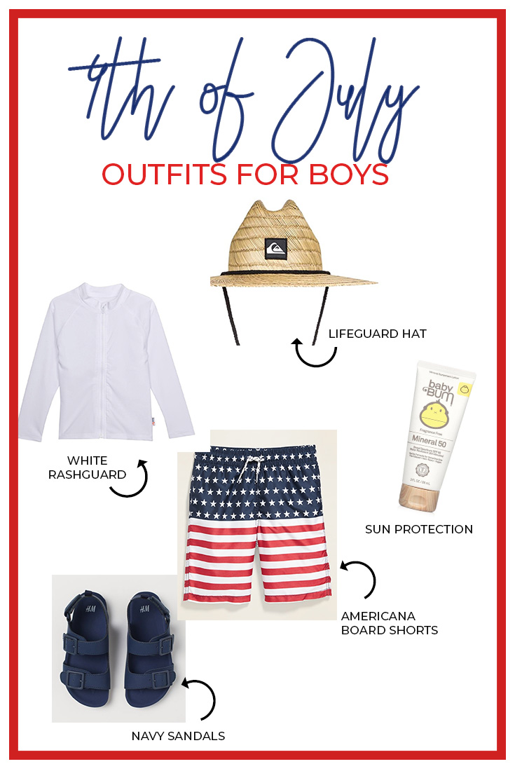 4th of july outfist for boys 2