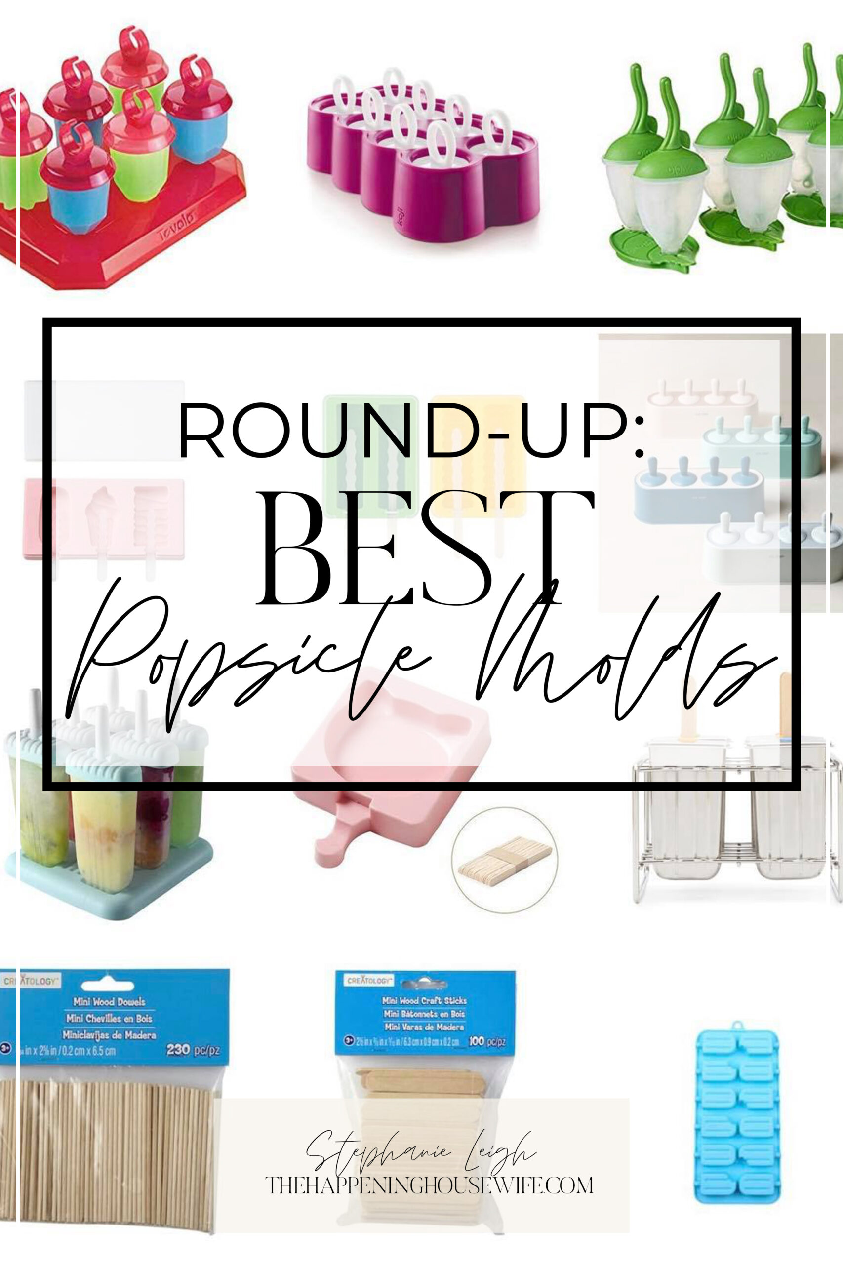 BEST Popsicle Molds for DIY Popsicles!! Popsicle Recipes that are EASY!! How to make DIY Popsicles!!
