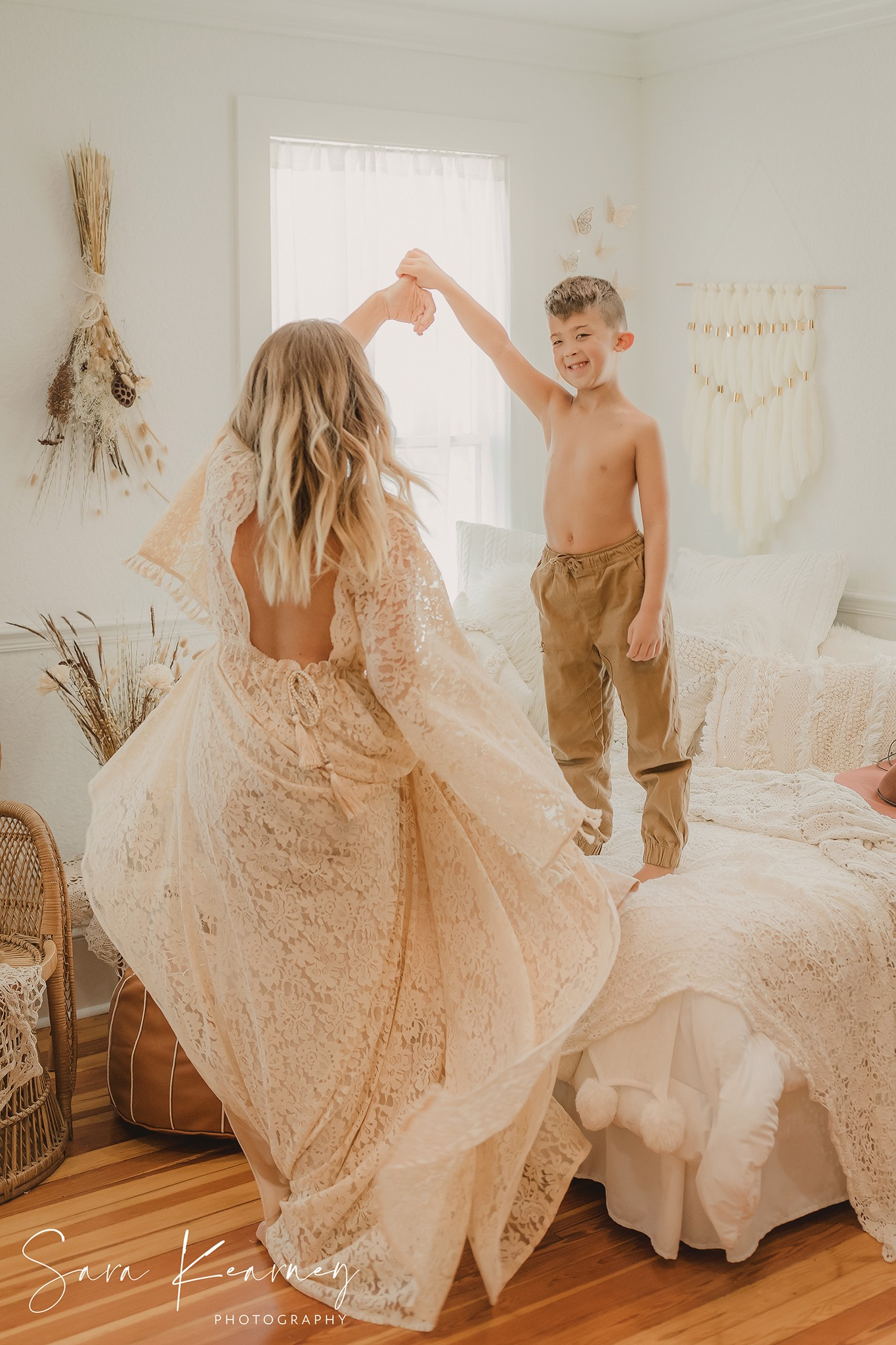 Boho Photo Shoot!! Mommy photoshoot | Sara Kearney Orlando Photographer 4