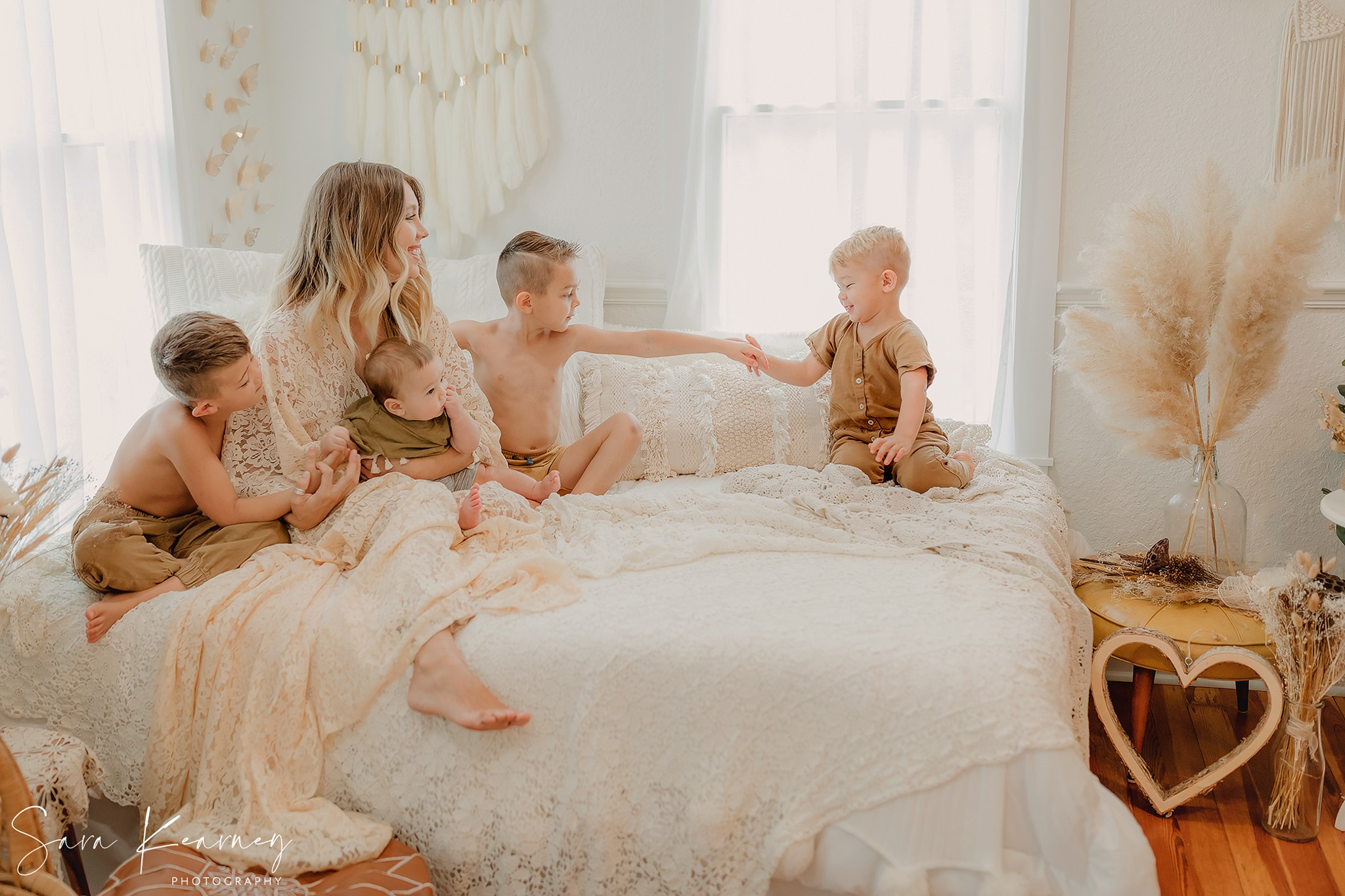 Boho Photo Shoot!! Mommy photoshoot | Sara Kearney Orlando Photographer 8