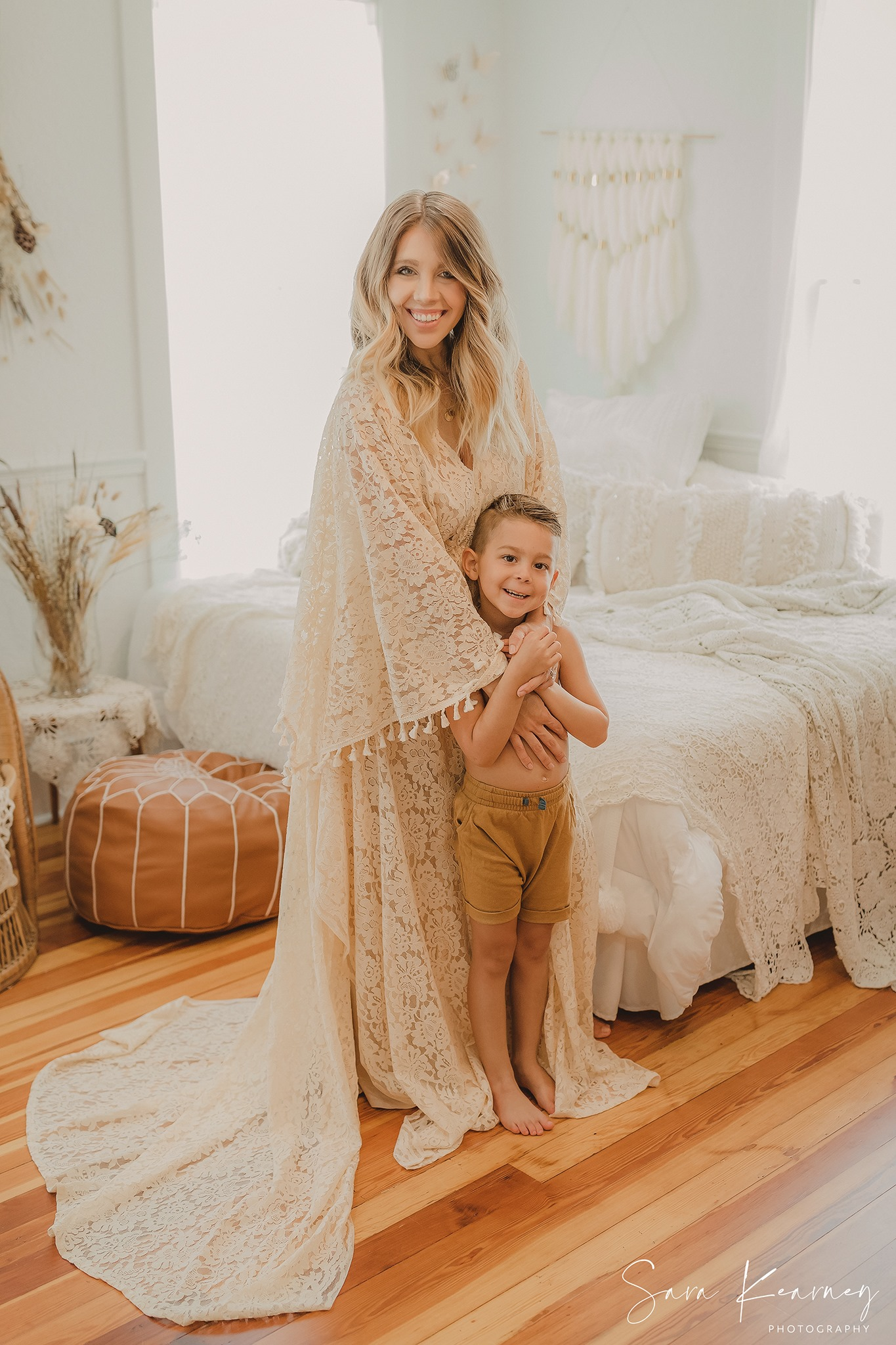 Boho Photo Shoot!! Mommy photoshoot | Sara Kearney Orlando Photographer 9