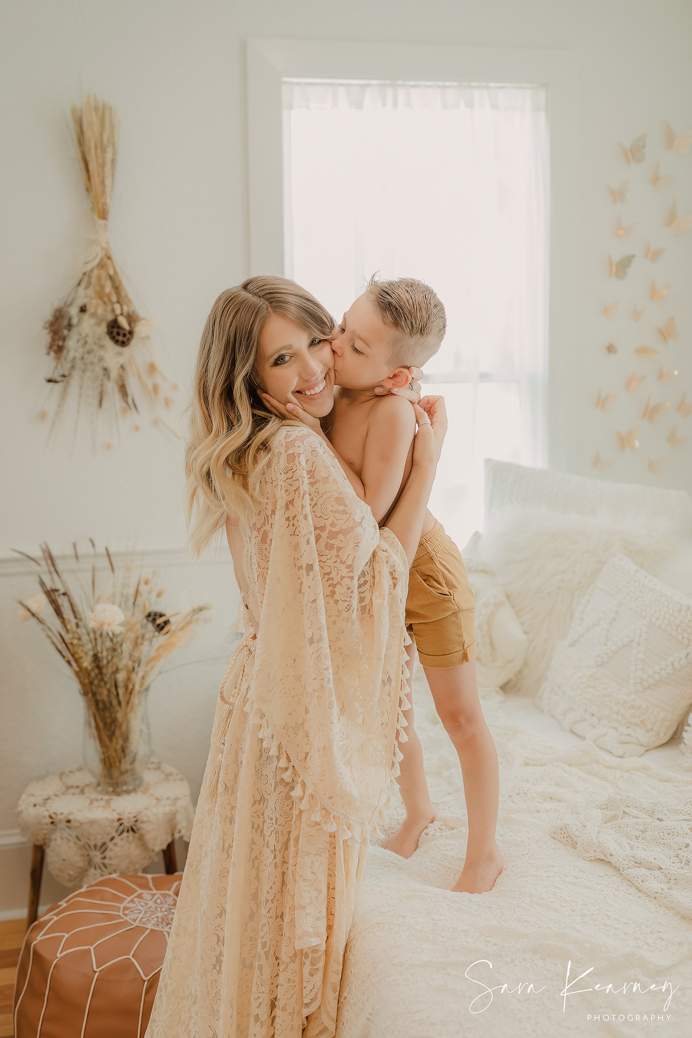 Boho Photo Shoot!! Mommy photoshoot | Sara Kearney Orlando Photographer