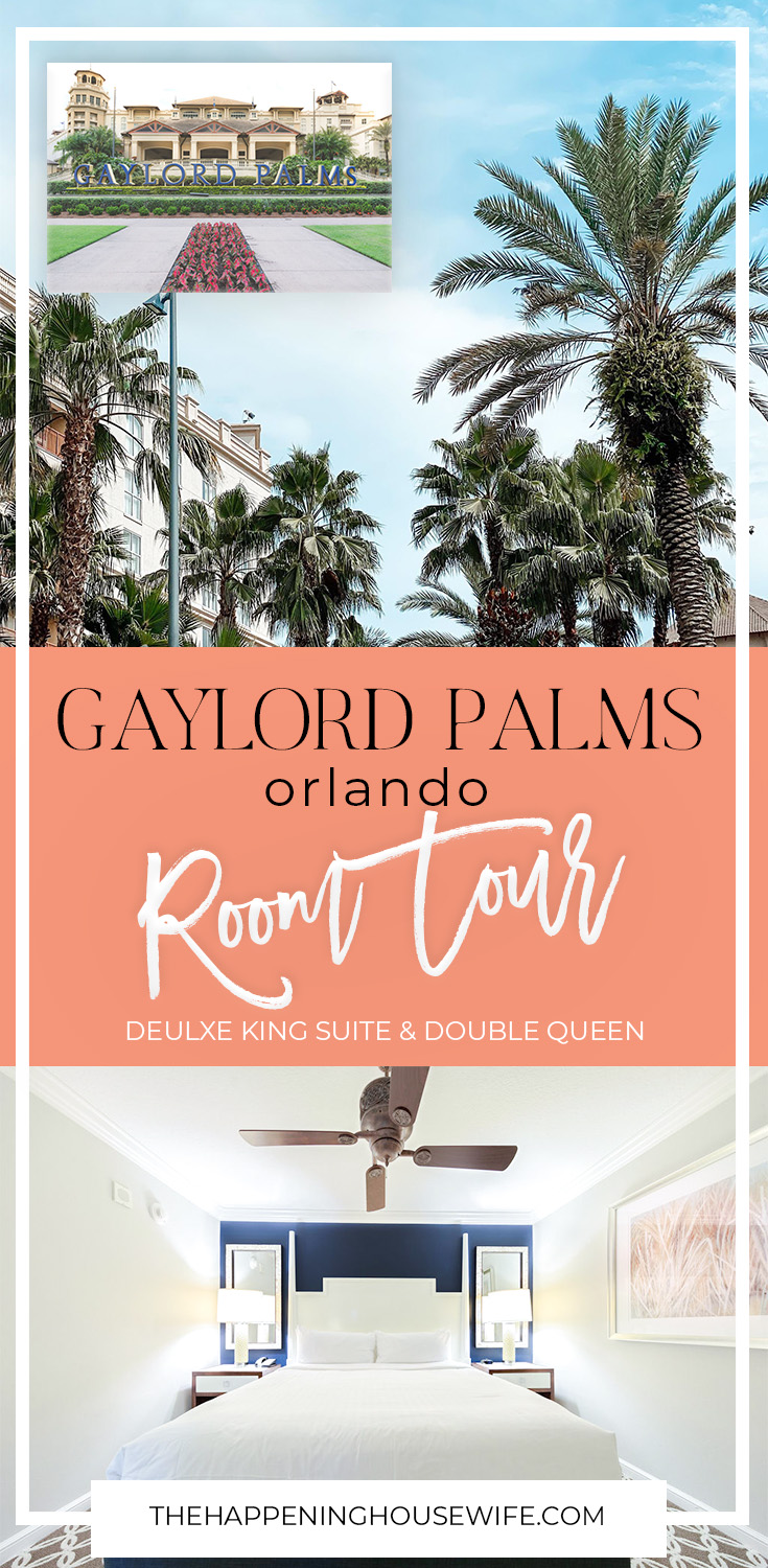 Gaylord Palms Resort Orlando Room Tour Deluxe Suite Best Orlando Hotels!!