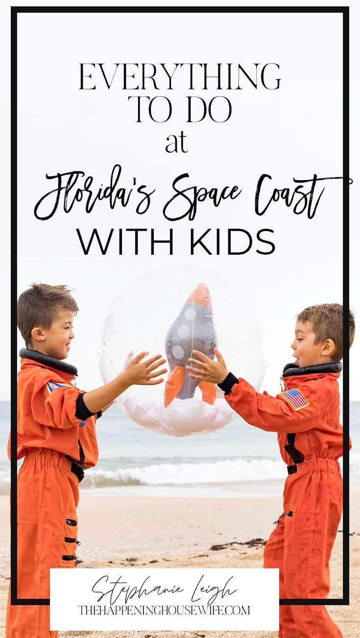Complete Guide to Florida Space Coast with kids!! EVERYTHING to do in Space Coast with kids!!! Things to do in Cocoa Beach!! 3