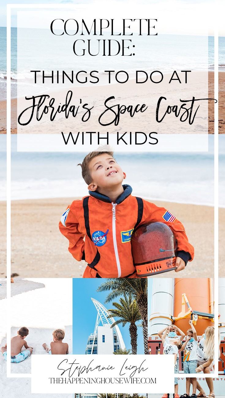 Complete Guide to Florida Space Coast with kids!! EVERYTHING to do in Space Coast with kids!!! Things to do in Cocoa Beach!! 4