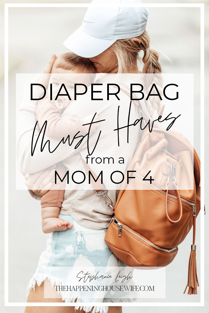 Diaper Bag MUST HAVES!! Whats on my diaper bag best diaper backpack!!