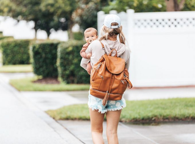Diaper Bag MUST HAVES! Everything you Need, From a Mom of 4!