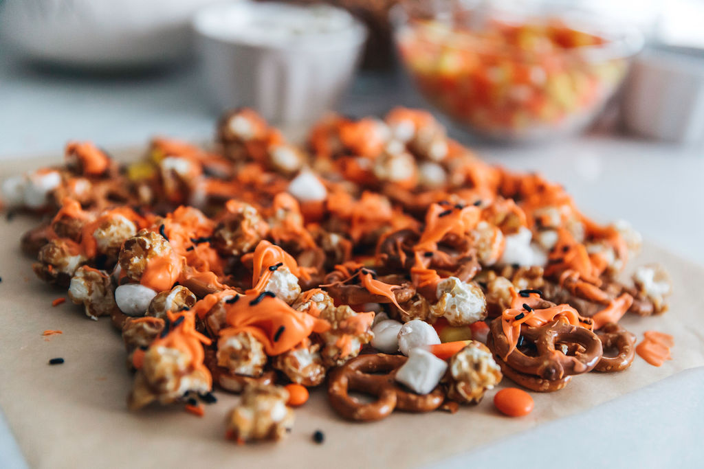 RECIPE: Halloween Party Mix!