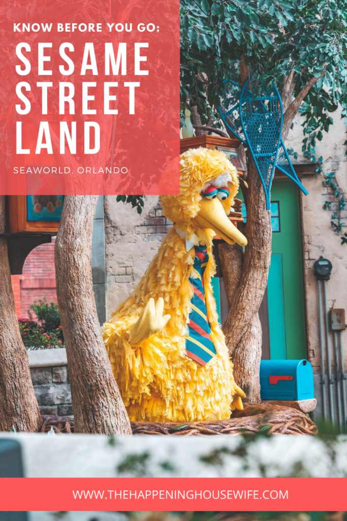 EVERYTHING TO KNOW about Sesame Street Land in Orlando!!