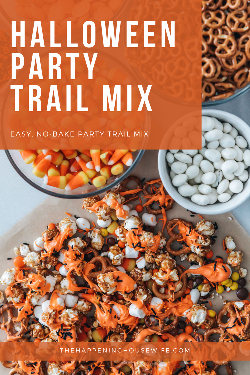 Chocolate Drizzle Trail Mix Monster Mix